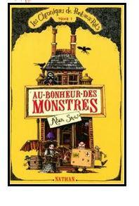Avis sur Chroniques de Pont-aux-rats : Au bonheur des Monstres (tome 1) d'Alan Snow