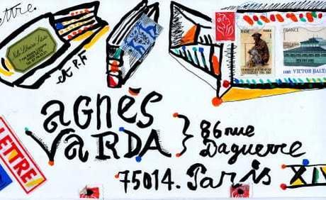 Exposition Agnes Varda Correspondances au Palais Idéal du Facteur Cheval