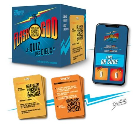 Test de Flash God, le Quiz des Dieux