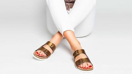 Vente privée Sunbay : sandales, tongs et mules à petits prix