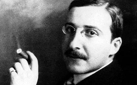 Stefan Zweig (1881-1942), ici vers 1912 • Crédits : Domaine public