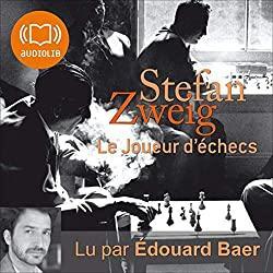 Le Joueur d'échecs de Stefan Zweig en livre audio