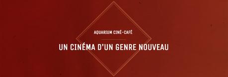 Livraison de DVD à domicile avec l'Aquarium Ciné-Café