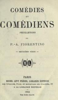 Un portrait de Wagner par Fiorentino (1866)