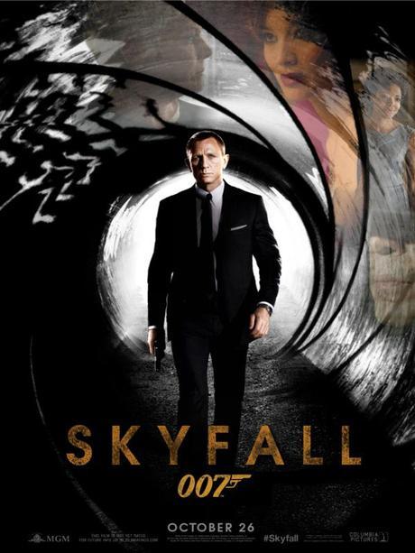Skyfall (2012) de Sam Mendes