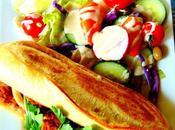 Sous-marin chair saucisses végétales
