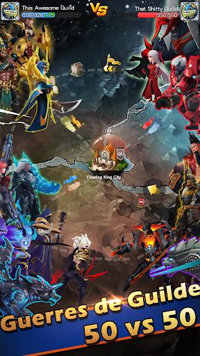 Télécharger Hyper Heroes: Marble-Like RPG APK MOD (Astuce) 5