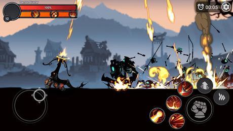 Télécharger Gratuit Stickman Master: League Of Shadow - Ninja Legends APK MOD (Astuce) 1