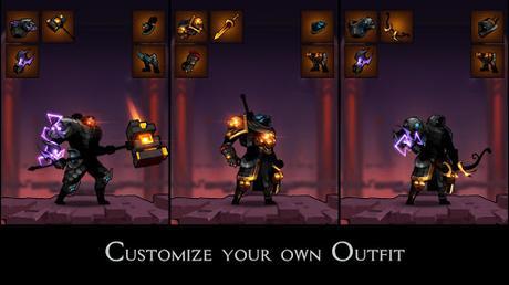 Télécharger Gratuit Stickman Master: League Of Shadow - Ninja Legends APK MOD (Astuce) 2