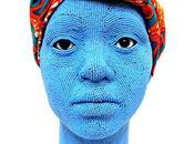 sculptures perlées Beya Gille Gacha
