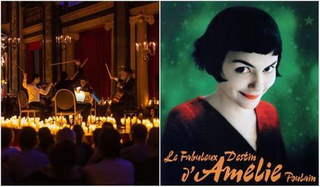Un Candlelight spécial musiques de films, le 29 septembre 2020