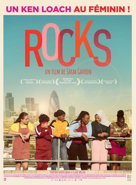 ROCKS de Sarah Gavron - au Cinéma le 16 Septembre 2020