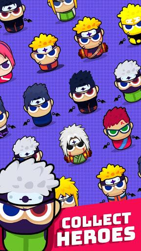Télécharger Gratuit Ninja Smasher - Naruto & Friends APK MOD (Astuce) 2