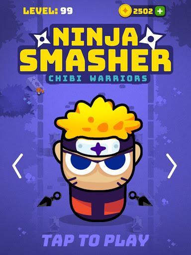 Télécharger Gratuit Ninja Smasher - Naruto & Friends APK MOD (Astuce) 6
