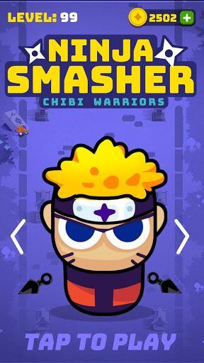 Télécharger Gratuit Ninja Smasher - Naruto & Friends APK MOD (Astuce) 1