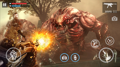 Code Triche Zombie Shooter-Dead Warfare APK MOD (Astuce) 1