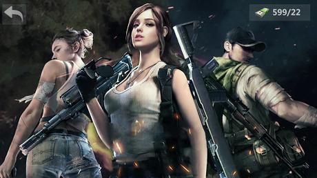 Code Triche Zombie Shooter-Dead Warfare APK MOD (Astuce) 4
