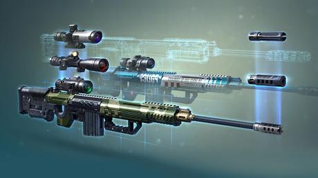 Code Triche Zombie Shooter-Dead Warfare APK MOD (Astuce) 3