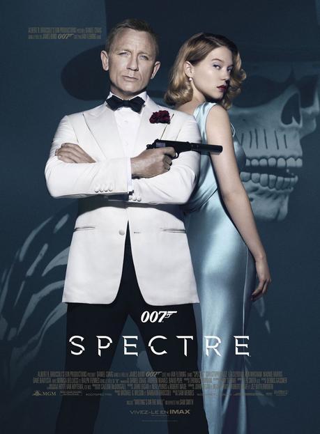 Spectre (2015) de Sam Mendes