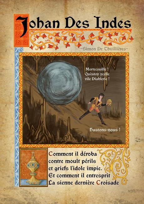 Simon de Thuillères et ses excellents pastiches médiévaux