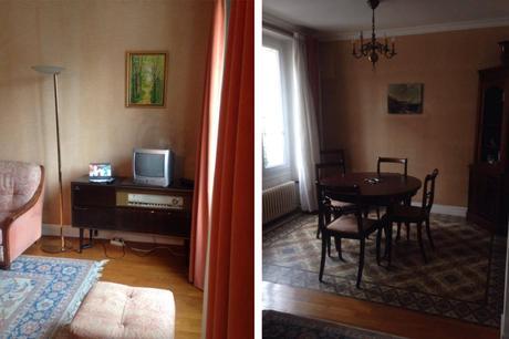 Avant / Après : Transformation du salon