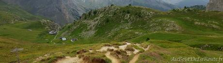 Les Alpes en van, juillet 2018