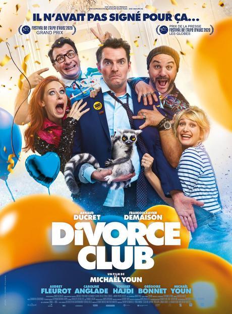 DIVORCE CLUB, la comédie de Michaël Youn sortira le 15 Juillet au Cinéma !