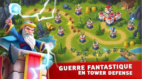 Télécharger Gratuit Toy Defense Fantasy — Tower Defense Game  APK MOD (Astuce) 1