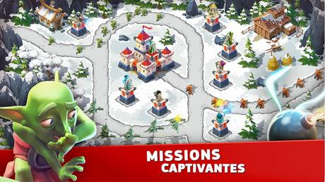 Télécharger Gratuit Toy Defense Fantasy — Tower Defense Game  APK MOD (Astuce) 3