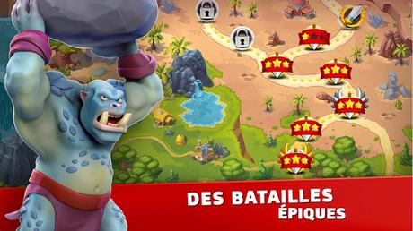 Télécharger Gratuit Toy Defense Fantasy — Tower Defense Game  APK MOD (Astuce) 4