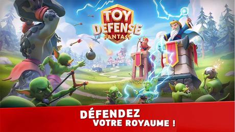 Télécharger Gratuit Toy Defense Fantasy — Tower Defense Game  APK MOD (Astuce) 5