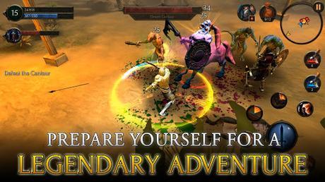Télécharger Gratuit Arcane Quest Legends - Offline RPG APK MOD (Astuce) 6