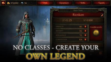 Télécharger Gratuit Arcane Quest Legends - Offline RPG APK MOD (Astuce) 3