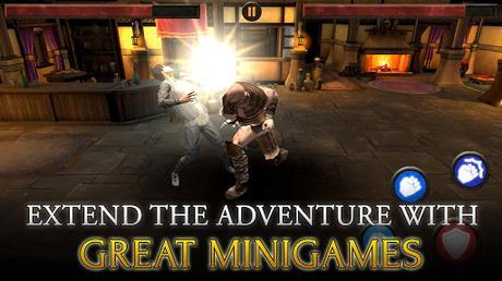Télécharger Gratuit Arcane Quest Legends - Offline RPG APK MOD (Astuce) 5