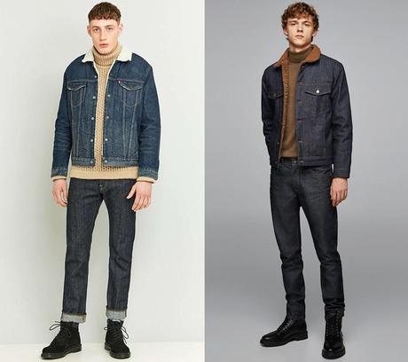 9 styles pour porter la veste en jeans