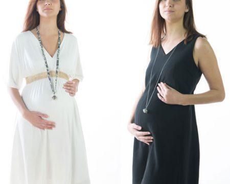 Les colliers pour femmes enceintes : le bola de grossesse