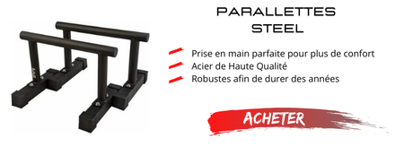 parallettes street workout