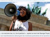 #violencespolicieres #racisme comme fRance, fléau systémique. antifas responsables