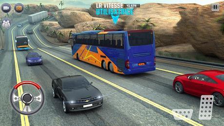 Télécharger Bus Simulator ultime: Coach de conduite APK MOD (Astuce) 3
