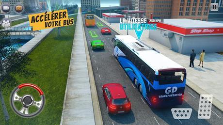 Télécharger Bus Simulator ultime: Coach de conduite APK MOD (Astuce) 2