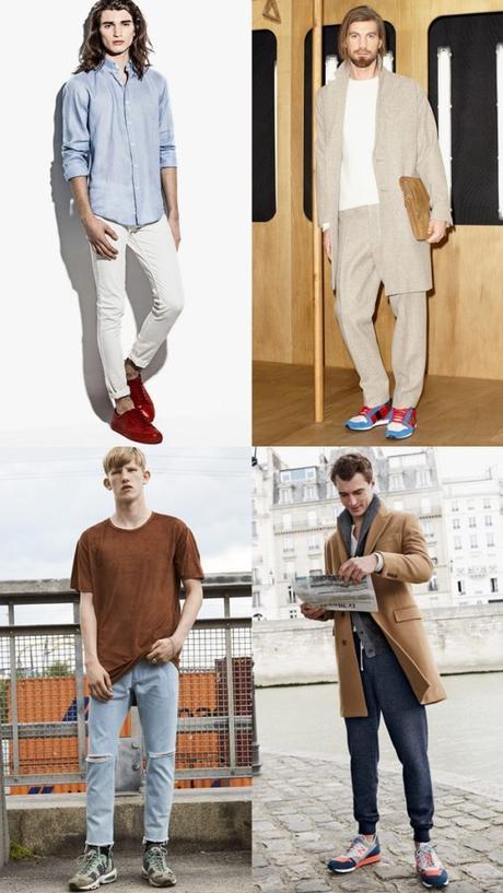 Bien associer sa couleur de chaussures avec ses  vêtements