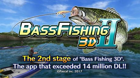 Télécharger Bass Fishing 3D II APK MOD (Astuce) screenshots 1