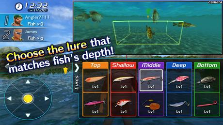 Télécharger Bass Fishing 3D II APK MOD (Astuce) screenshots 4
