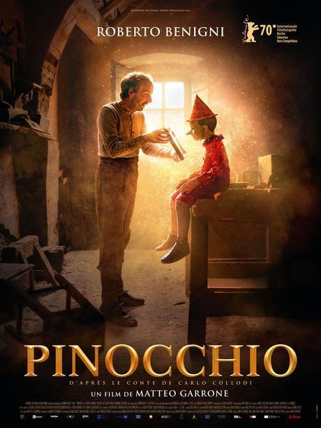 Pinocchio (2020) de Matteo Garrone