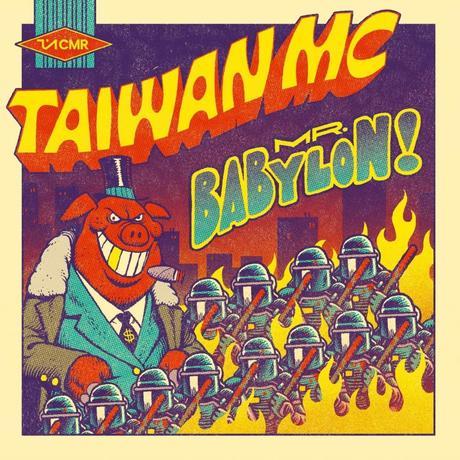 Taiwan MC – Mr Babylon [Clip]