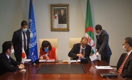 Accord entre le PNUD et le ministère des AE pour promouvoir l'économie sociale