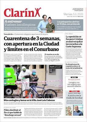 Buenos Aires et sa région restent confinés jusqu'à la fin du mois [Actu]