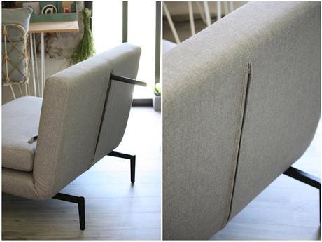 Un fauteuil convertible déco design en un clic