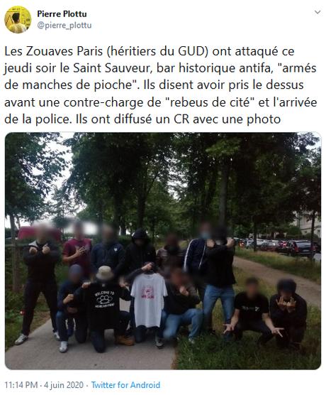 7 ans après la mort de #ClémentMéric, on n'oublie pas, on pardonne pas