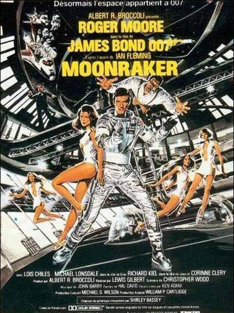 TOP James Bond